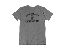 Load image into Gallery viewer, Batman - Gotham City Chess Club - Unisex short sleeve T-Shirt