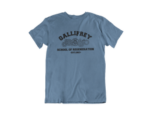 Load image into Gallery viewer, Doctor Who - Gallifrey School of Regeneration - Unisex short sleeve T-Shirt