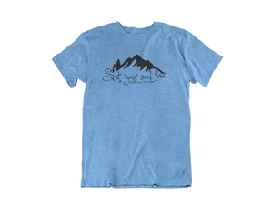 Set your soul free - Gatlinburg TN - Unisex short sleeve T-Shirt