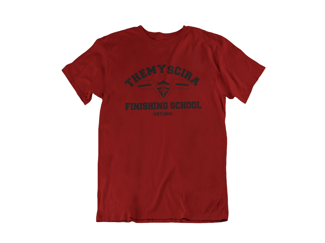 Wonder Woman - Themyscira Finishing School - Unisex short sleeve T-Shirt