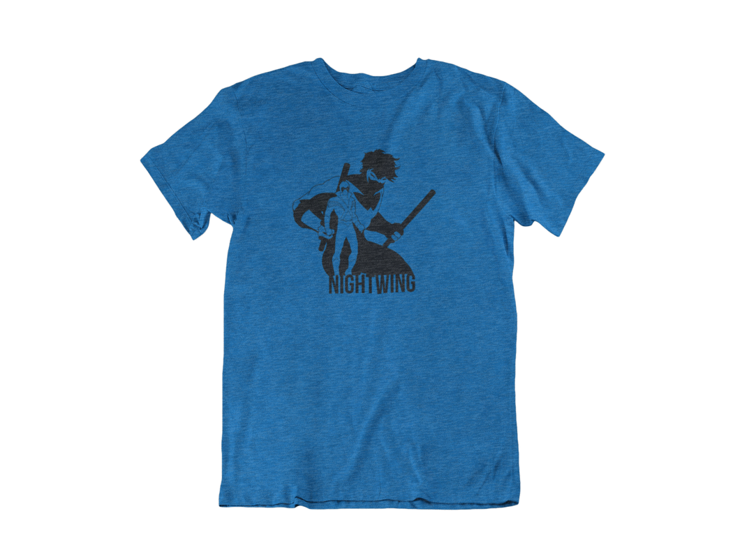 Nightwing - Unisex short sleeve T-Shirt
