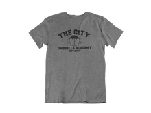 Load image into Gallery viewer, Umbrella Academy  - The City Umbrella Academy - Unisex short sleeve T-Shirt