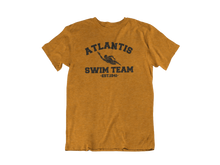 Load image into Gallery viewer, Aquaman - Atlantis Swim Team - Unisex short sleeve T-Shirt