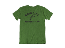 Load image into Gallery viewer, Green Arrow - Star City Archery Team - Unisex short sleeve T-Shirt