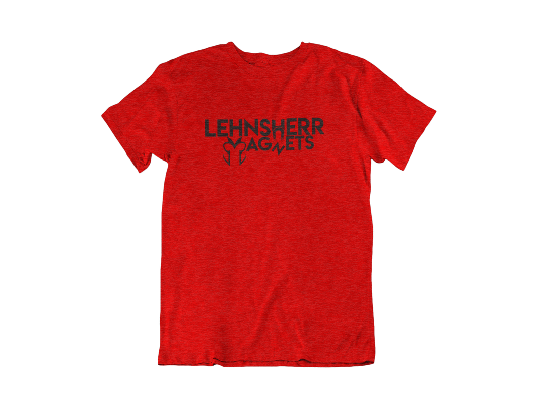 Lehnsherr Magnets - Magneto X-Men - Unisex short sleeve T-Shirt