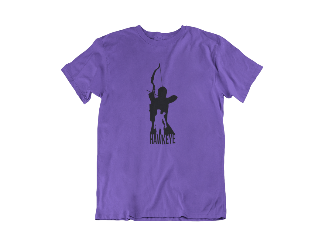 Hawkeye - Unisex short sleeve T-Shirt