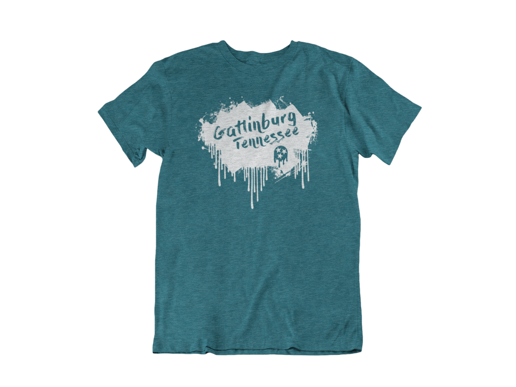 Gatlinburg Ink - Gatlinburg TN - Unisex short sleeve T-Shirt