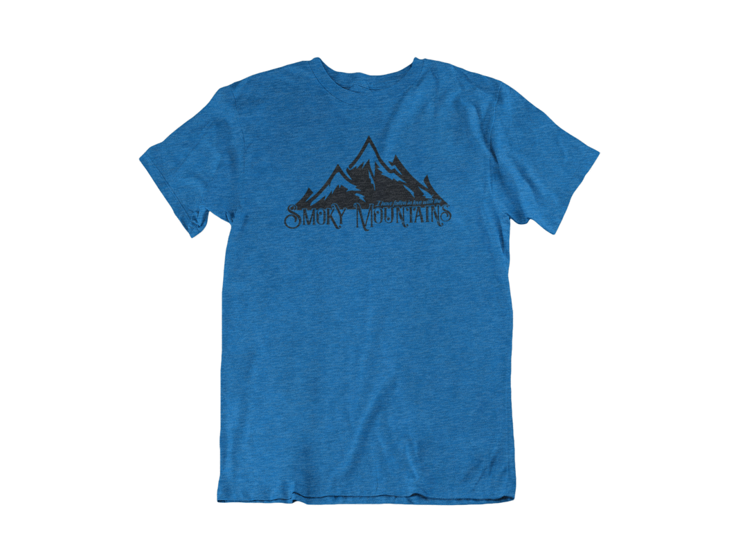 I have fallen in love with the Smoky Mountains - Gatlinburg TN - Unisex short sleeve T-Shirt