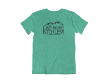 Load image into Gallery viewer, Live More, Bitch Less - Gatlinburg TN - Unisex short sleeve T-Shirt