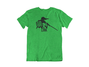 Legend of Zelda - Link - Unisex short sleeve T-Shirt