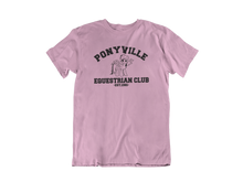 Load image into Gallery viewer, My Little Pony - Ponyville Equestrian Club  - Unisex short sleeve T-Shirt