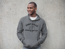 Load image into Gallery viewer, My Little Pony Hoodie - Ponyville Equestrian Club - Adult Unisex Hoodie