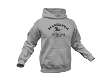 Load image into Gallery viewer, Rocky Balboa Hoodie - Philadelphia Boxing Club - Adult Unisex Hoodie