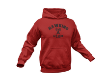Load image into Gallery viewer, Stranger Things Hoodie - Hawkins AV Club - Adult Unisex Hoodie
