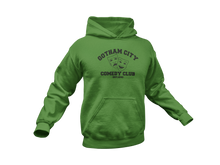 Load image into Gallery viewer, Joker Hoodie - Gotham City Comedy Club - Unisex Adult Hoodie