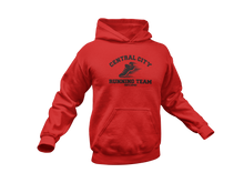 Load image into Gallery viewer, Flash Hoodie - Central City Running Team - Unisex Adult Hoodie