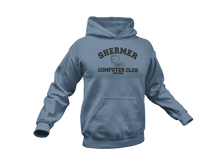 Load image into Gallery viewer, Weird Science - Shermer Computer Club - Adult Unisex Hoodie