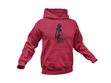Load image into Gallery viewer, Black Widow Hoodie - Adult Unisex Hoodie