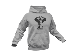 All Might Hoodie - My Hero Academia - Adult Unisex Hoodie