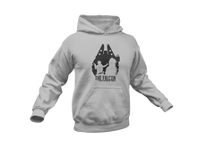 Load image into Gallery viewer, Millennium Falcon Hoodie - Adult Unisex Hoodie