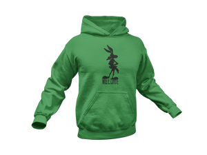 Wile E Coyote - Adult Unisex Hoodie