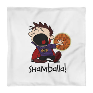 Doctor Strange Meets Calvin & Hobbes Pillowcase