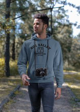 Load image into Gallery viewer, Back To The Future Hoodie - Hill Valley Science Club - Adult Unisex Hoodie