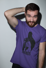 Load image into Gallery viewer, Thanos with Mistress Death - Unisex short sleeve T-Shirt