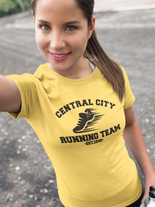 Flash - Central City Running Team - Unisex short sleeve T-Shirt