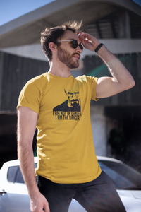 I am the Danger - Walter White - Unisex short sleeve T-Shirt