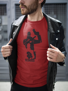 Red Hood - Unisex short sleeve T-Shirt