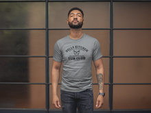 Load image into Gallery viewer, Punisher - Hells Kitchen Gun Club - Unisex short sleeve T-Shirt