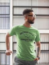 Load image into Gallery viewer, Joker - Gotham City Comedy Club - Unisex short sleeve T-Shirt