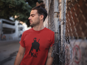 Deadpool  - Unisex short sleeve T-Shirt