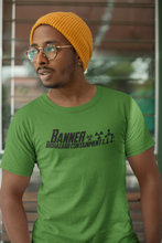 Load image into Gallery viewer, Banner Biohazard Containment L.L.C - Hulk - Unisex short sleeve T-Shirt