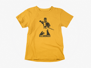 Killmonger - Unisex short sleeve T-Shirt