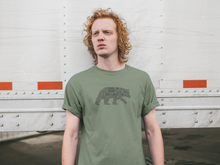Load image into Gallery viewer, The Wordy Bear - Gatlinburg TN - Unisex short sleeve T-Shirt
