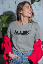 Load image into Gallery viewer, Allen Delivery Service - Flash - Unisex short sleeve T-Shirt