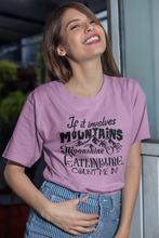 Load image into Gallery viewer, Mountains & Moonshine - Gatlinburg TN - Unisex short sleeve T-Shirt