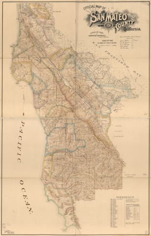 Old Reproduction Maps Of California For Sale Wwwposteramaco - Old map reproductions
