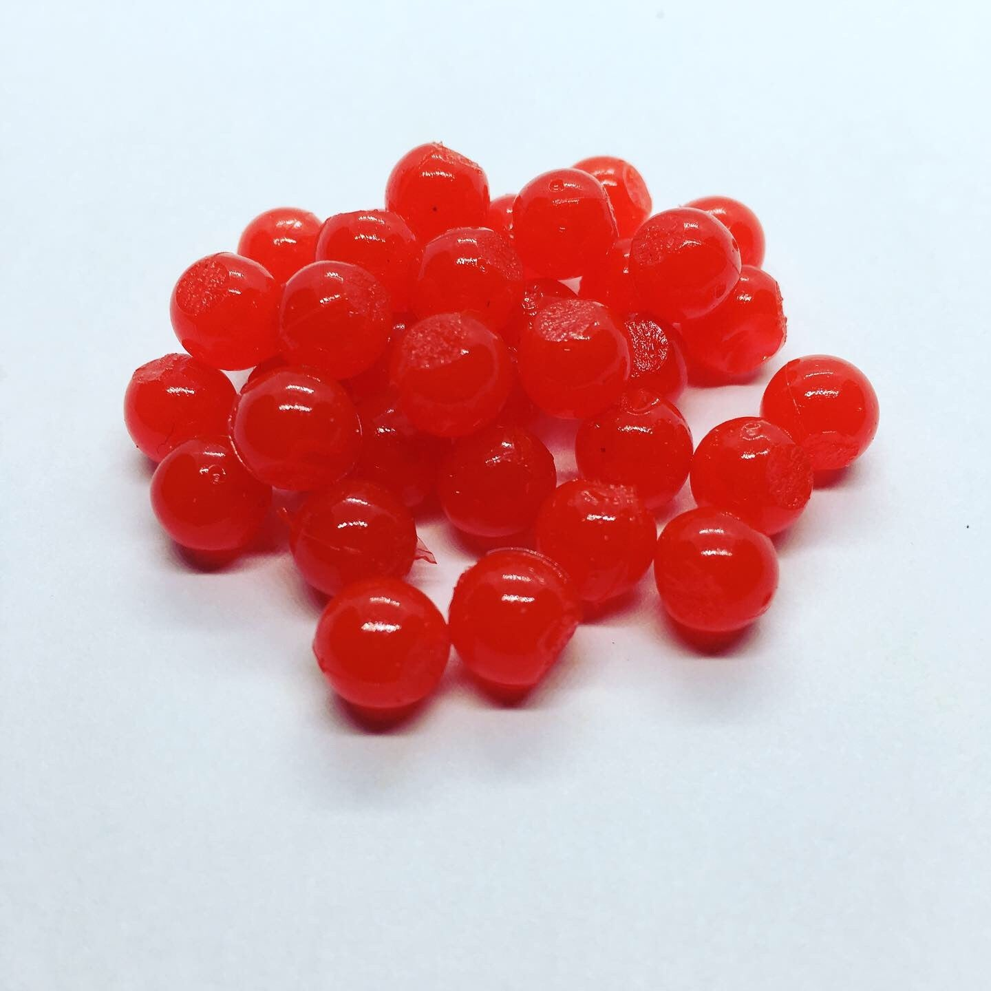 Salmon Eggs: Red