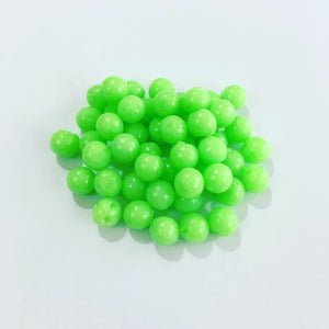 Super Floating Salmon Eggs: Lime Green