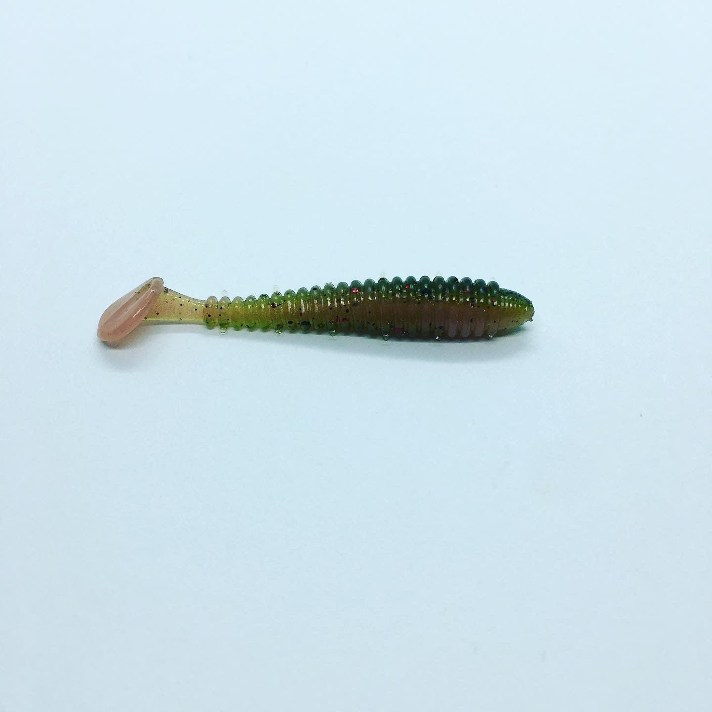 Micro Minnow  - Watermelon Red Pearl