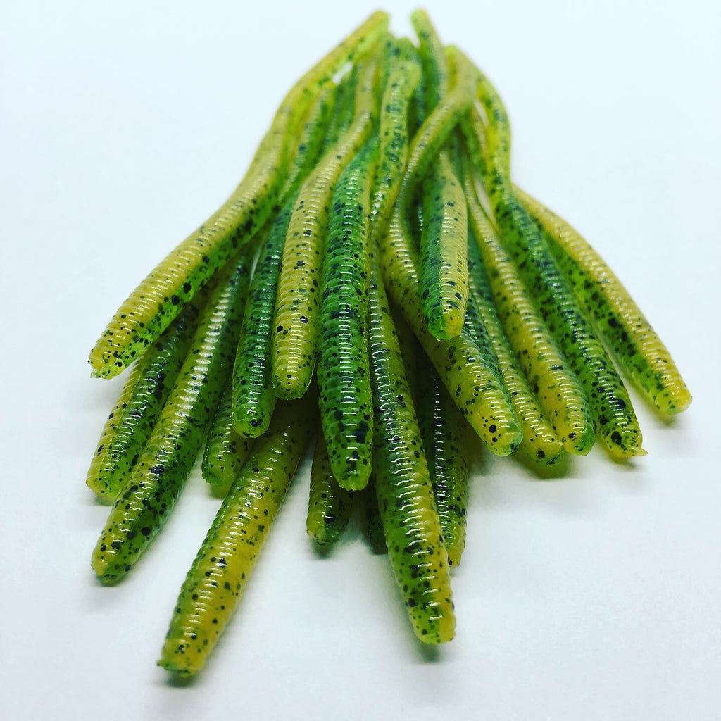 Trout Worms: Pineapple