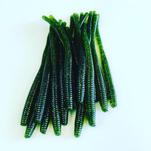 Trout Worms: Watermelon Candy