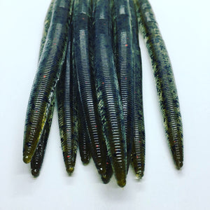Mini Fat Worms: Swamp Thang