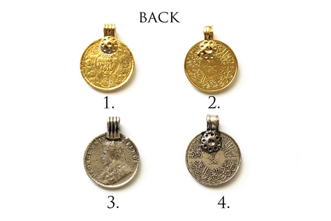 Aria Coin Charms