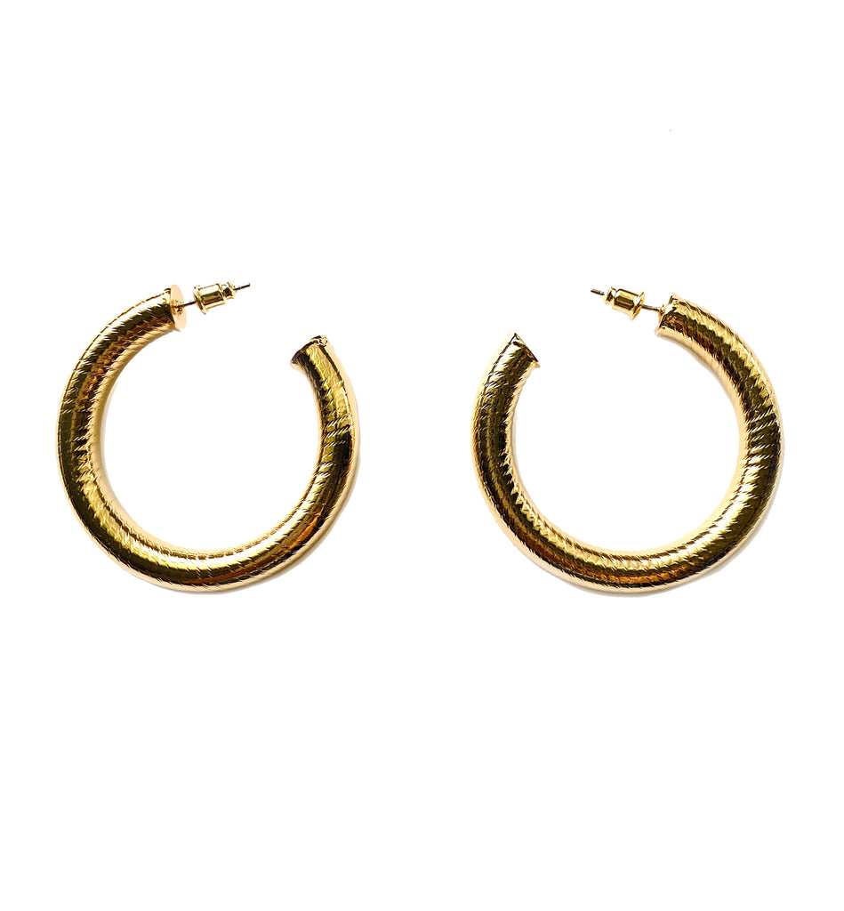 Char Hoops (Textured)