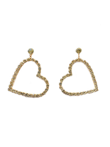 Jumbo CoCo Hoop Earrings