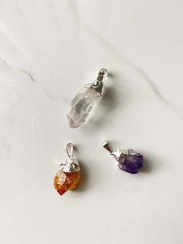 Crystal Charms (SILVER)